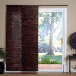Bamboo Curtains for Sliding Glass Doors 150x150