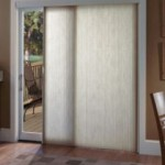 Beautiful Cellular Shades for Sliding Glass Doors