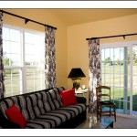 Curtains and Drapes for Sliding Glass Doors