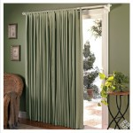 Insulated Curtains for Sliding Glass Doors 150x150