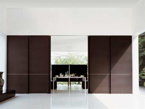 Modern Sliding Wood Doors