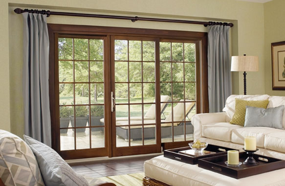 Replace Sliding Glass Door With Sliding French Door