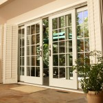 Sliding French Doors Exterior 150x150