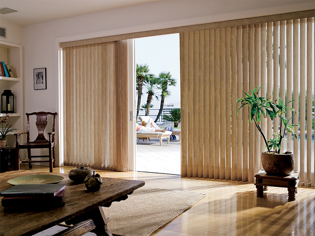 Blinds For Sliding Glass Doors Bamboo Blinds For Sliding Glass