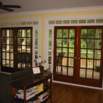 Wood French Doors Sliding Glass Door Replacement 150x150
