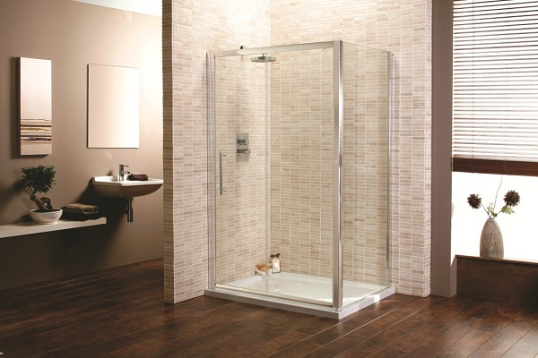 April Prestige Sliding Shower Doors