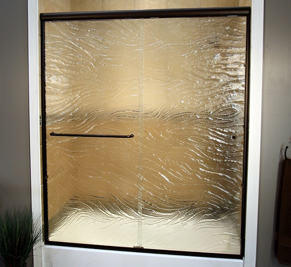 Glass Bypass Shower Doors