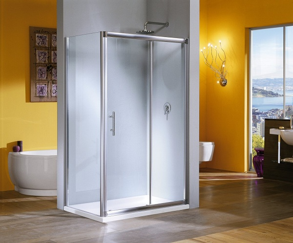 Shower Door Sliding