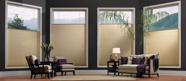 Cordless Cellular Shades Cordless Honeycomb Shades
