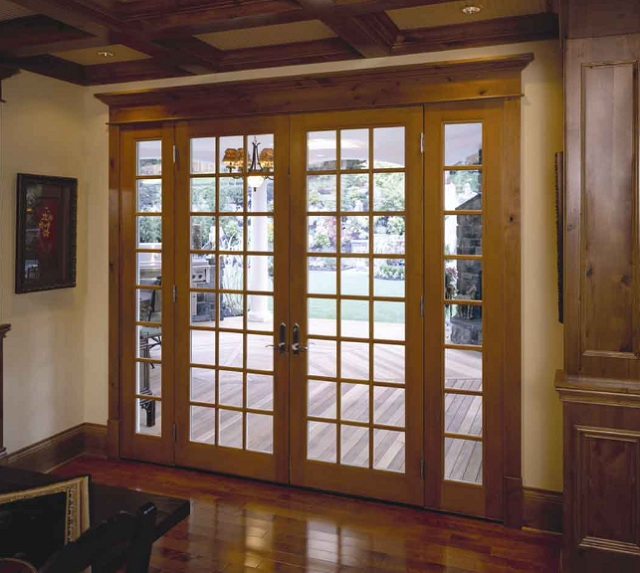 Exterior French Doors - TrendSlidingDoors.