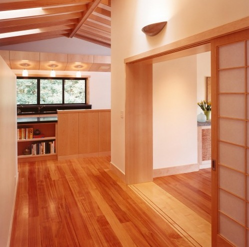 Japanese Sliding Door for Modern Home Design
