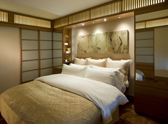 Japanese Sliding Doors as a Closet Doors
