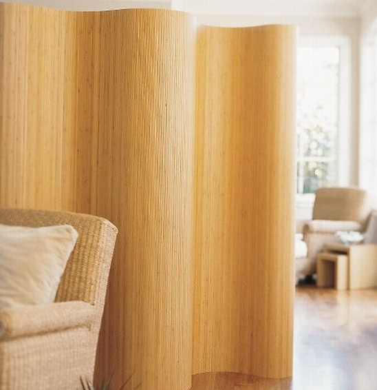 Bamboo Room Divider - Beautiful Room Dividers