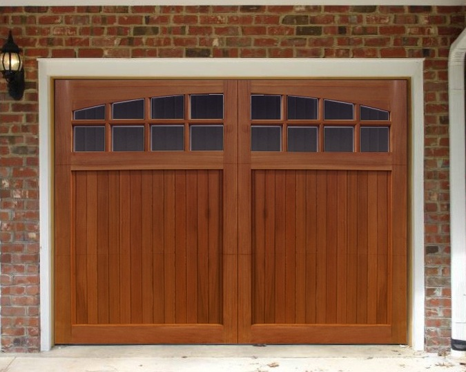 Barn style garage doors wood 2017 2018 best cars reviews for Wood look garage doors