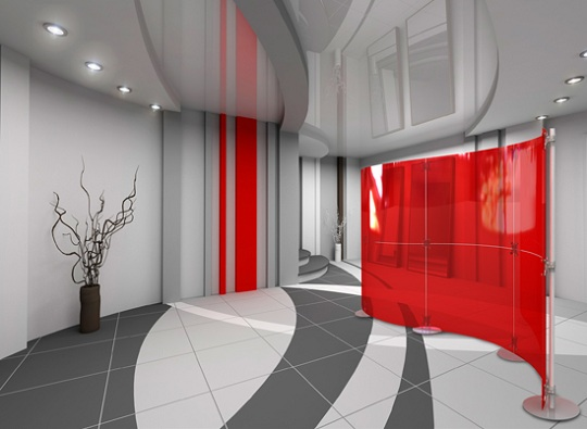 Glass Walls Partition - Room Dividers