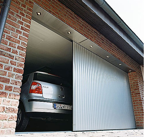 Image of Sliding Garage Doors