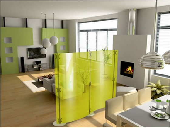 Room Divider Screen Glass Room Dividers