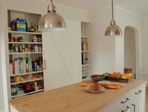 Sliding Barn Door for Kitchen