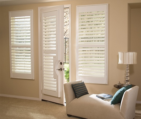 Beautiful Blinds for French Doors