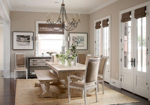 Beautiful Window Treatments Alluring With Window Treatments for French Door in Dining Room Ideas Pictures