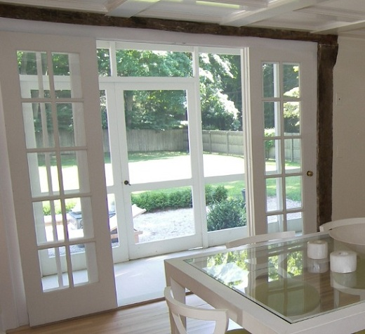 Screen Doors for Sliding French Doors