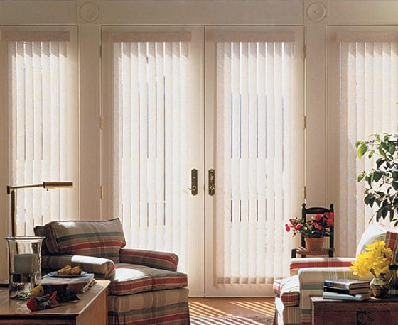 Beautiful french door blinds horizontal french door window blinds sliding doors and window - Blinds for sliding french doors ...