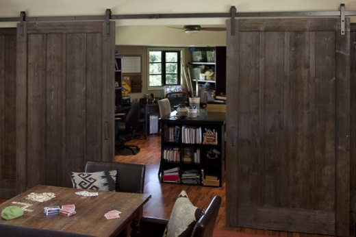 Sliding Barn Door Sliding Room Divider