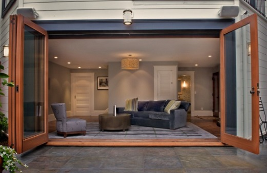 Accordion Patio Doors patio door ideas | patio ideas and patio design
